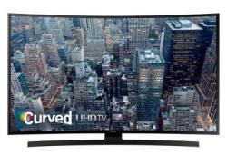 "Samsung UN55JU6700 55"" 4K UHD Curved LED TV"