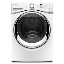 Whirlpool WFW95HEDW 4.5-Cu. Ft. Duet Steam Front-Load Washer