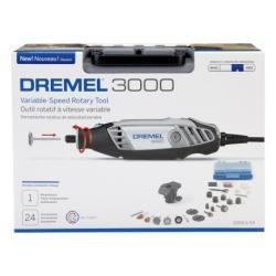 Dremel 3000 Rotary Tool Kit