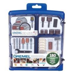 180-Pc. Dremel Accessory Set