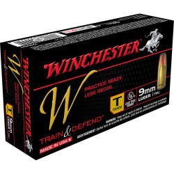 Buy 1, Get $10 off 2nd Winchester Train & Defend Ammo