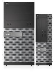 Dell Optiplex 3020 4th Gen Core i3 Desktop With 4GB RAM & 500GB HDD