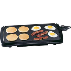 "Presto 20"" Cool Touch Nonstick Electric Griddle"