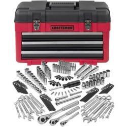Craftsman 182-Pc. Mechanics Tool Set
