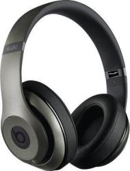Beats by Dr. Dre Studio 2 On-Ear Headphones in Titanium