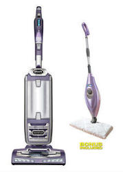 Shark Rotator Powered Lift-Away Deluxe w/ Bonus Steam Mop