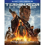 Terminator Genisys On Blu-Ray/DVD