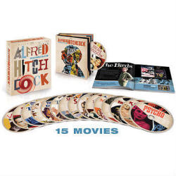 Alfred Hitchcock: The Masterpiece Collection Limited Edition
