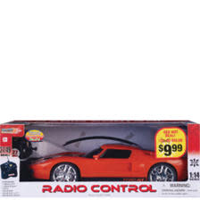 Licensed Radio Controlled Car