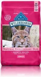 Blue Wilderness Cat Food 10- to 12-Lb. Bags