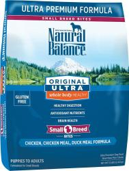 Natural Balance Ultra Whole Body Health Dog & Cat Food