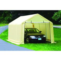 HFT 10x17-Ft. Portable Garage