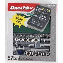 Duramax 57-Pc. Socket Set