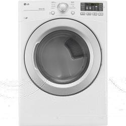 LG DLE3170W 7.4-Cu. Ft. Dryer