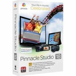 Pinnacle Studio 18 Software