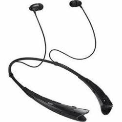 LifeCharge Bluetooth Stereo Headset w/ Built-In Mic