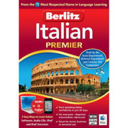 Berlitz Italian Premier