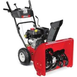 "Huskee 24"" Two-Stage Snow Thrower"
