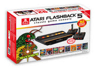 Atari Flashback Classic Game Console: 5 Pixels Edition