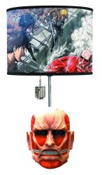 Attack On Titan Colossal Titan Lamp