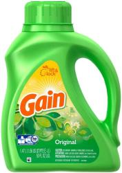 Gain Liquid Laundry Detergent 50-Oz.
