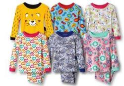 Kids' Knit Pajamas