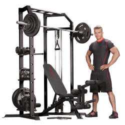 Marcy SM3551 Fitness Training Cage System