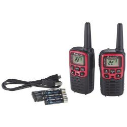 Midland X-Talker 26-Mile 2-Way Radio Value Pack w/ Batteries & Charger