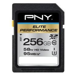 PNY 256GB SDXC CLASS 10 UHSI