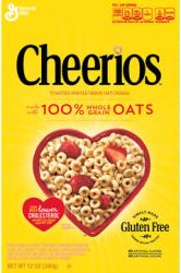 Kellogg's, Post & Quaker Cereals, Select Items
