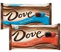 Buy 1 Dove 7.94- to 8.97-Oz. Bagged Candy, Get 2nd Free