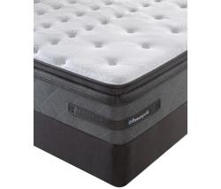 Sealy Posturepedic Cushion Firm Eurotop 2-Pc. Mattress Set in Full
