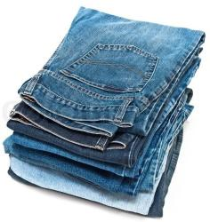 Open Trails Men's Jeans, Select Items