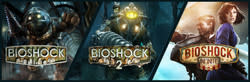 BioShock: Triple Pack for PC for $9