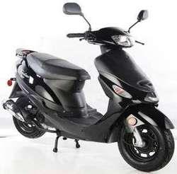 TaoTao 49cc Gas-Powered Motor Scooter for $599