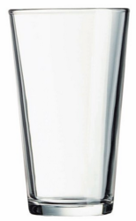 Luminarc 16-oz. Pub Beer Glass 10-Pack for $10