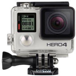 Refurb GoPro HD Hero4 Silver 1080p Camcorder $229