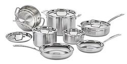 Cuisinart 12-Piece Cookware Set w/ Bakeware $196