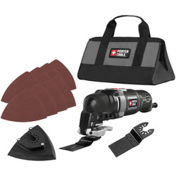 Porter-Cable 3A Oscillating Tool Kit for $50