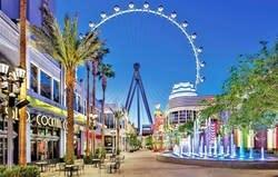 High Roller Ride w/ Open Bar for 2 in Vegas