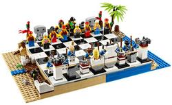 LEGO Pirates Chess Set for $42