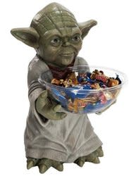 Star Wars Yoda Candy Holder for $22 w/ Prime