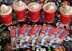 Jr. Frosty Coupon Book for $1