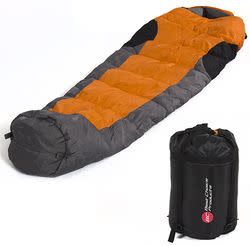 5-Degree Mummy Sleeping Bag for $24