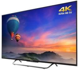 "Sony 43"" 4K 2160p WiFi LED LCD UHD Smart TV"