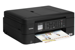 Brother Wireless AIO Inkjet Printer for $40