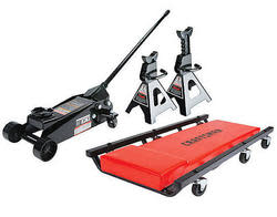 Craftsman Floor Jack Set w/ $41 Sears Credit $110