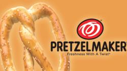 Pretzelmaker Pretzel for $1