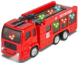 Best Choice Products Fire Truck for $10