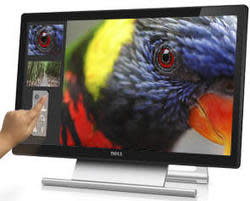 "Dell 22"" Touch LED LCD Display, $75 Dell GC $237"